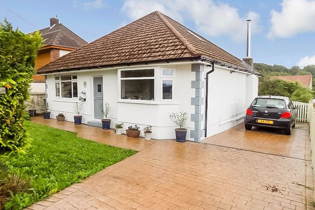 Thumbnail Detached bungalow for sale in Gilfach Road, Neath, Neath Port Talbot.