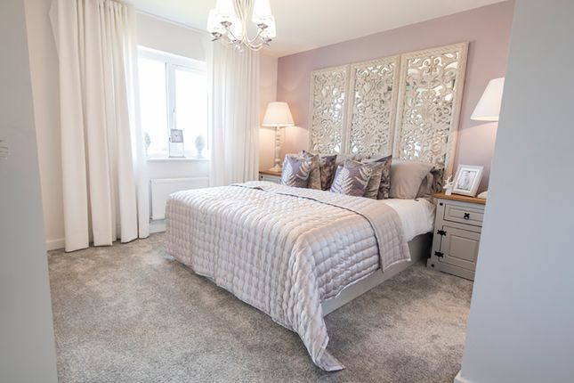 "3 bedroom property for sale in ""The Cypress"" at Chamberlain Way, Peterborough"