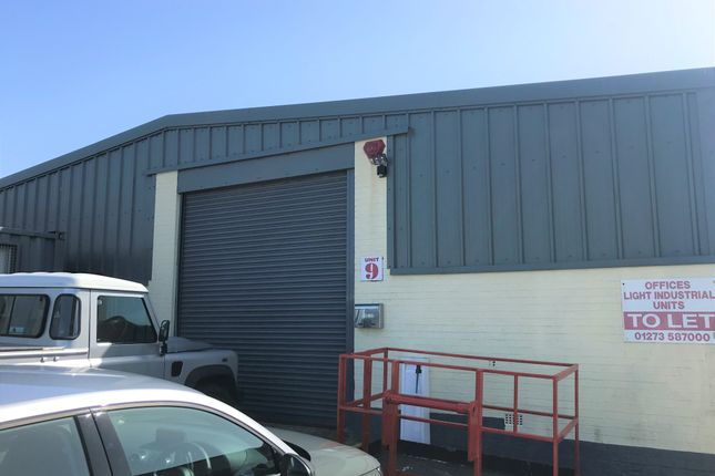 Thumbnail Parking/garage to rent in Victoria Avenue, Peacehaven