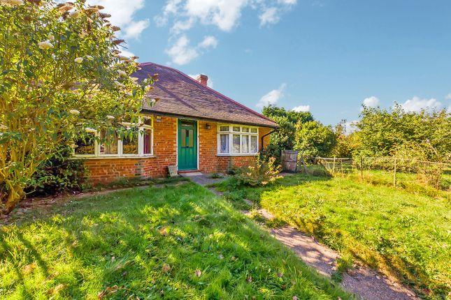 Thumbnail Detached bungalow for sale in Capel Road, Rusper, Horsham