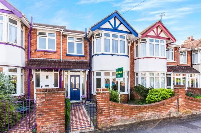 Thumbnail Terraced house for sale in Torquay Avenue, Shirley, Southampton