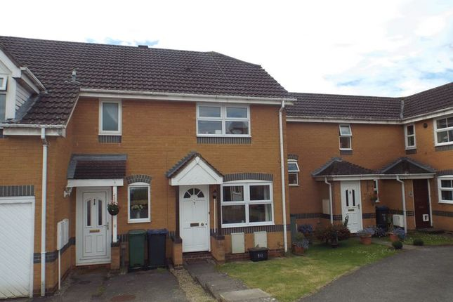 Thumbnail Terraced house to rent in 2 Bed Mid Terraced House, Dickson Way, Chippenham