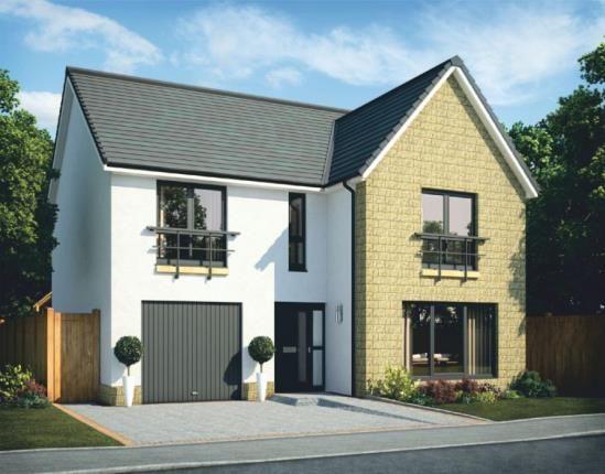 Thumbnail Property for sale in Chatelherault Ferniegair, Ferniegair, Hamilton, South Lanarkshire