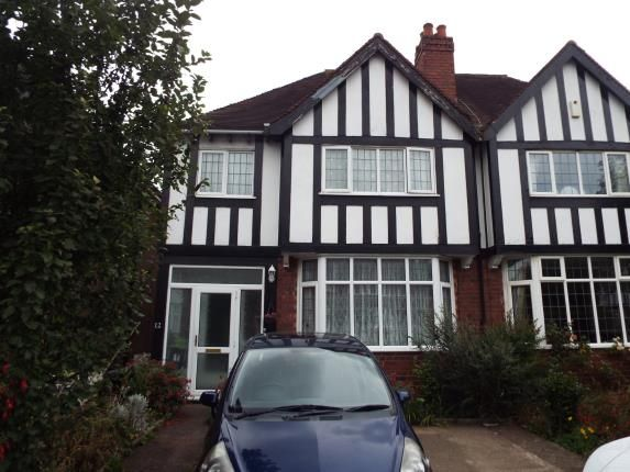 Thumbnail Semi-detached house for sale in Merstowe Close, Acocks Green, Birmingham