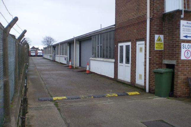 Thumbnail Light industrial to let in Channel Road, Westwood Industrial Estate