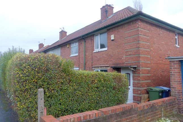 Thumbnail Terraced house to rent in Reindeer Street, Mansfield