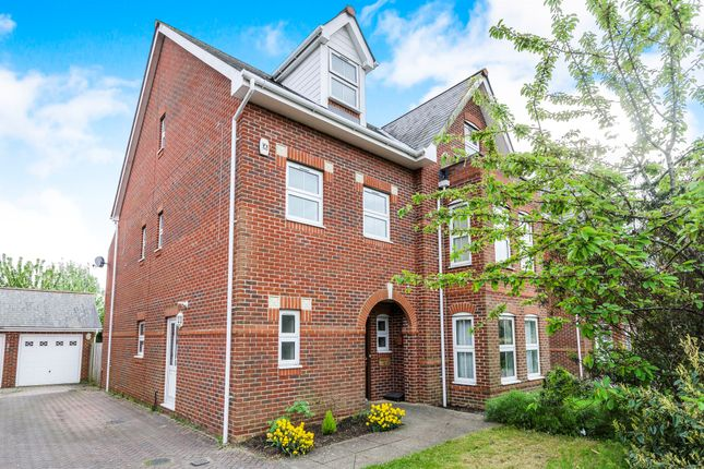 Thumbnail Town house for sale in Bellemoor Road, Upper Shirley, Southampton