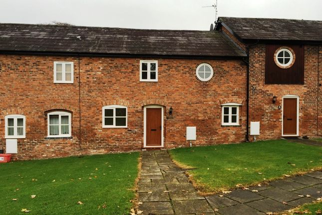 Thumbnail Mews House To Rent In Darnhall Winsford