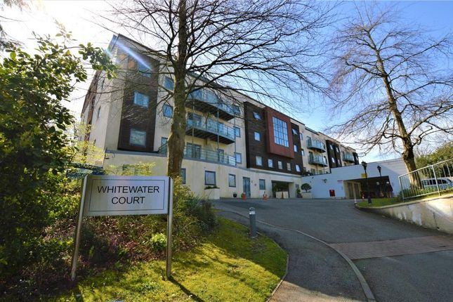 Thumbnail Flat for sale in Whitewater Court, 20 Station Road, Plymouth, Devon