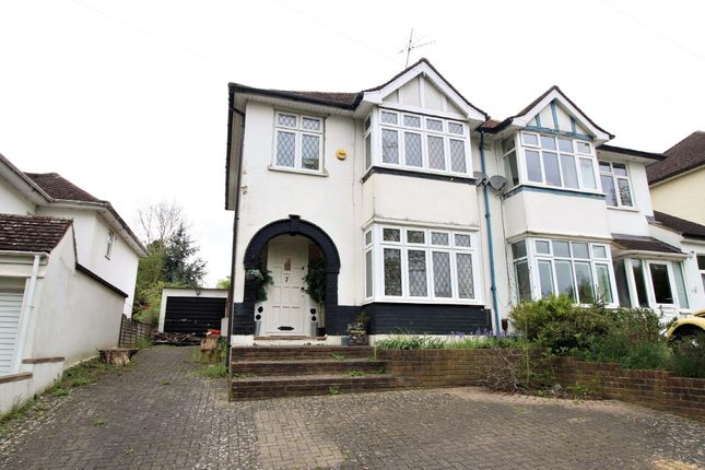 Thumbnail Semi-detached house to rent in Bunkers Lane, Hemel Hempstead