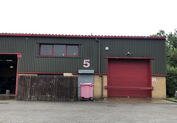 Thumbnail Light industrial to let in Engineer Park, Deeside, Flintshire