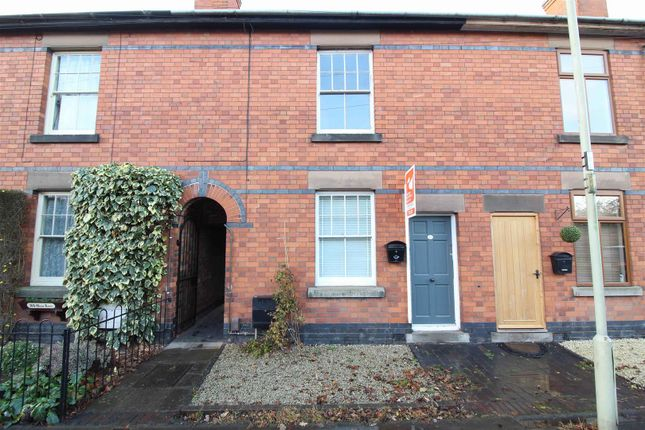 Thumbnail Terraced house to rent in Sideley, Kegworth, Derby