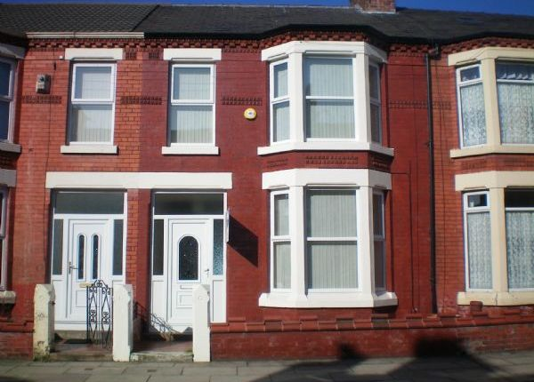 Thumbnail Terraced house to rent in Saxonia Road, Walton, Liverpool