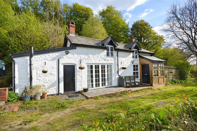 Thumbnail Cottage for sale in Little London, Llandinam, Powys