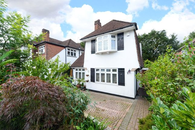 Thumbnail Detached house for sale in Hartland Way, Croydon