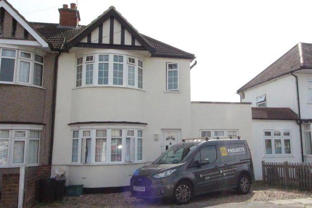 Maisonette to rent in Whitby Road, Ruislip Manor, Ruislip