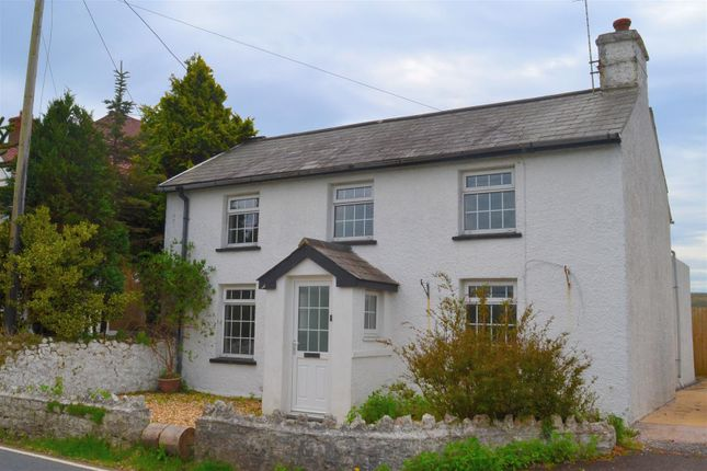 Thumbnail Detached house for sale in Llanrhidian, Swansea