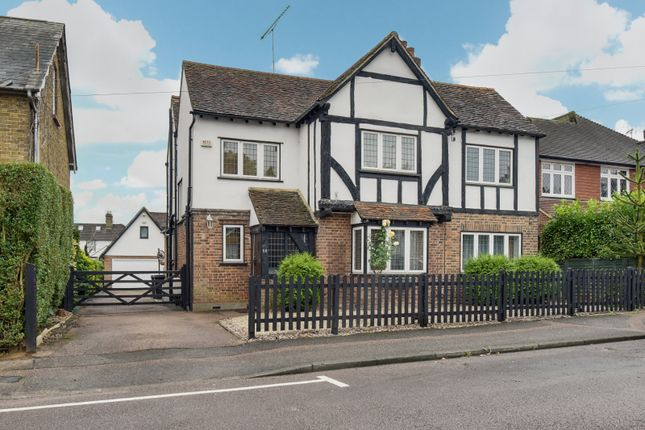 Thumbnail Detached house for sale in Bury Road, Harlow, Essex