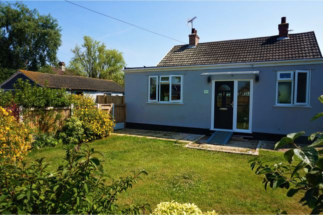 Thumbnail Bungalow for sale in Homestead Gardens, Clacton-On-Sea