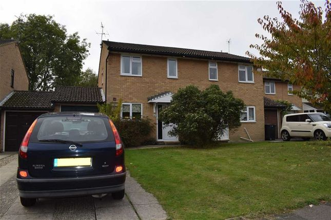 3 bed semi-detached house for sale in Celandine Drive, St Leonards-On-Sea, East Sussex