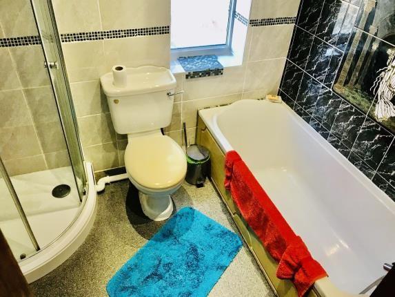 Bathroom of Glynne Street, Queensferry, Deeside, Flintshire CH5
