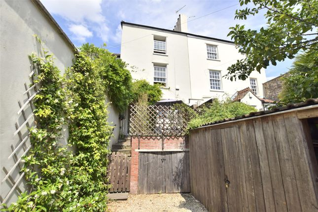 Thumbnail Terraced house for sale in High Street, Clifton, Bristol