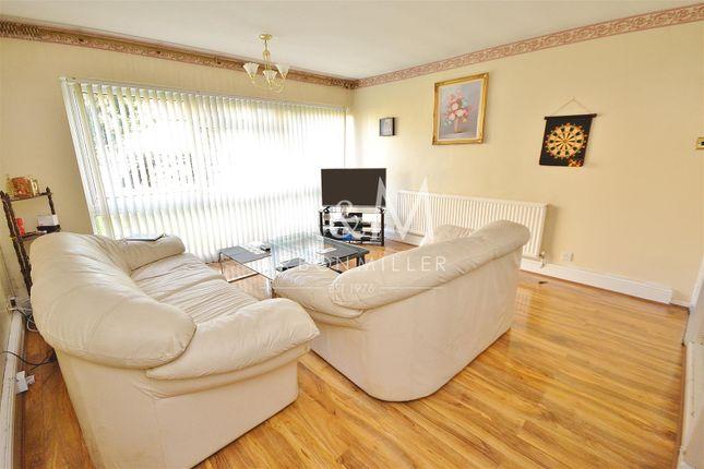 Thumbnail Flat to rent in Poplar Way, Ilford