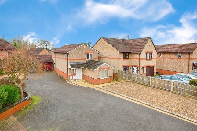 Thumbnail Detached house for sale in Cypress Close, Desborough, Kettering