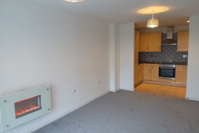 2 bed flat to rent in Mill Court, Edinburgh Gate, Harlow, Essex CM20