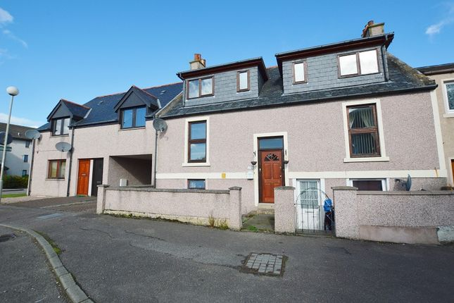 Thumbnail Maisonette for sale in 4A Telford Villa, Telford Road, Merkinch, Inverness