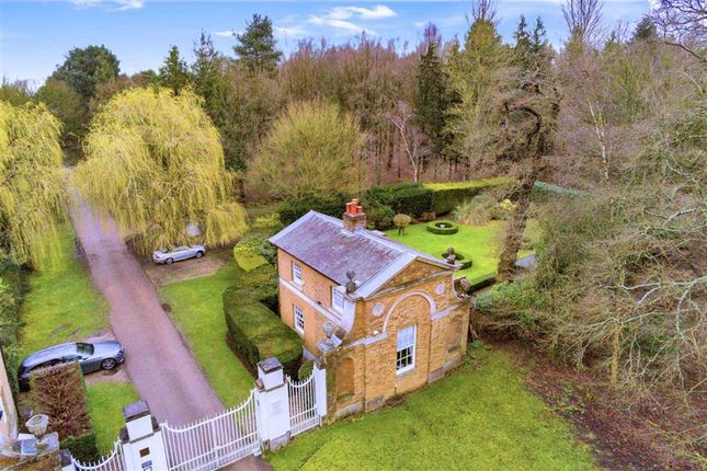 Thumbnail Detached house for sale in Copped Hall Estate, Upshire, Essex
