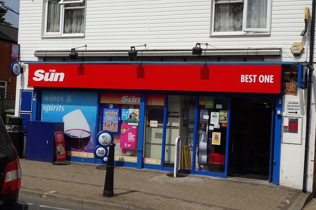 Retail premises for sale in Crowthorne, Berkshire