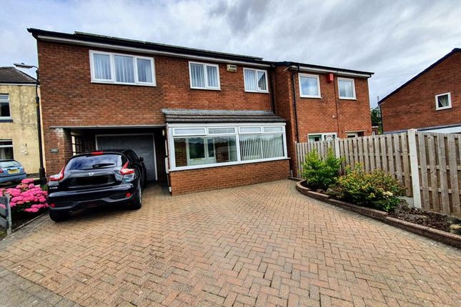 Thumbnail Semi-detached house for sale in Kingmoor Road, Carlisle