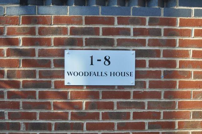 Woodfalls House of Woodfalls, Twyford Close, Fleet GU51