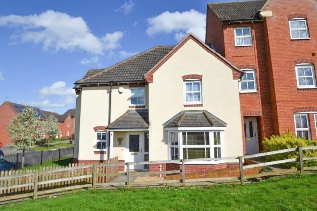 Thumbnail Semi-detached house for sale in John Lea Way, Wellingborough
