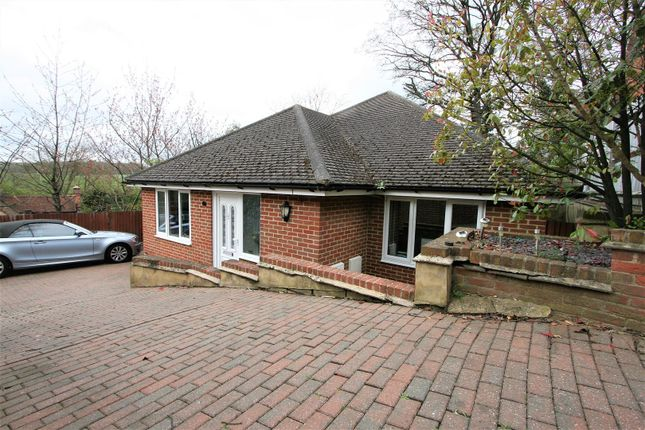 Thumbnail Detached bungalow for sale in Hancross Close, Bricket Wood, St Albans
