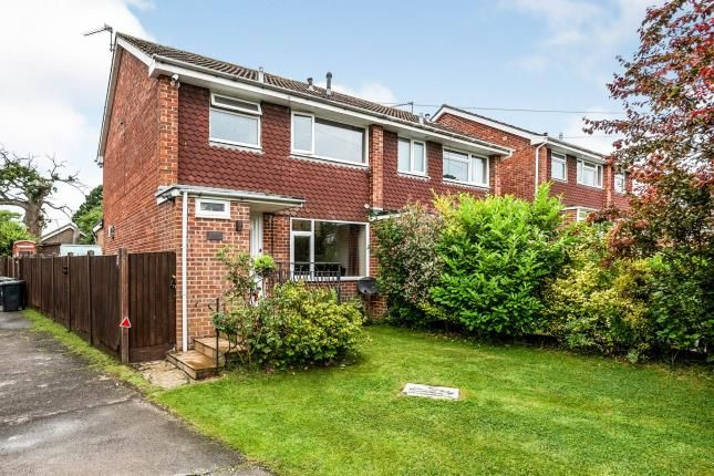 3 bed semi-detached house for sale in Wraysbury Park Drive, Emsworth PO10
