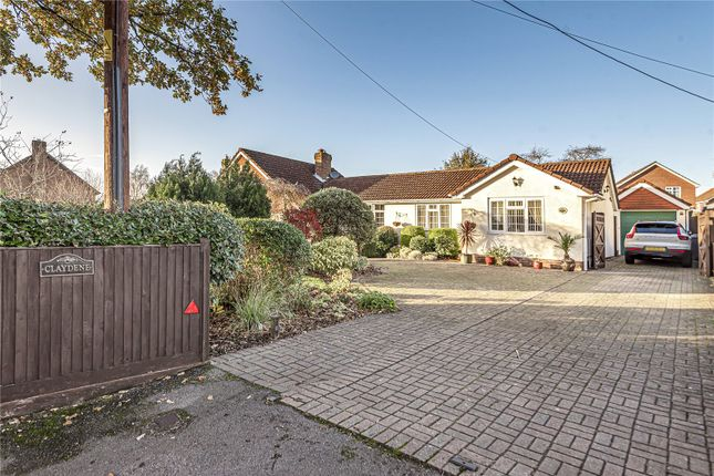 Thumbnail Detached house for sale in Spring Lane, Swanmore, Southampton