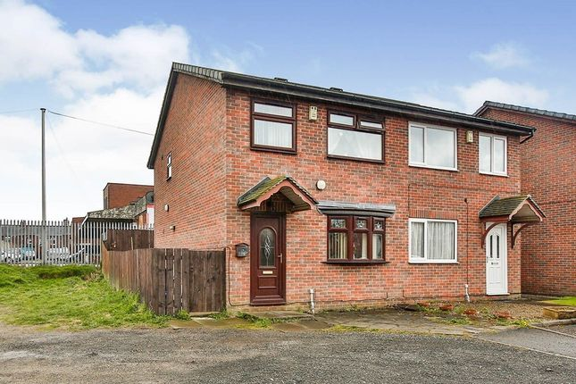 Thumbnail Semi-detached house for sale in Leeholme Court, Stanley