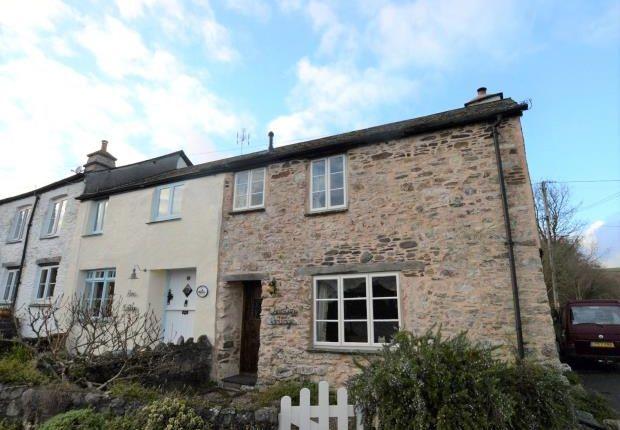 Thumbnail End terrace house for sale in Higher Dean, Buckfastleigh, Devon