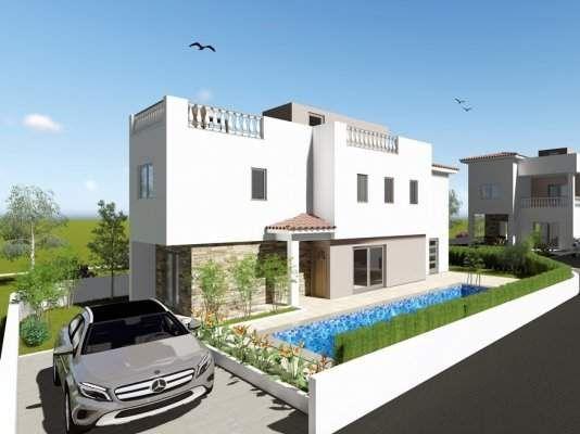 Thumbnail Villa for sale in Mesogi, Cyprus