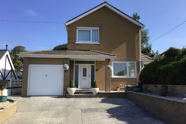 Thumbnail Detached house for sale in Dan Y Lan, Swiss Valley, Llanelli