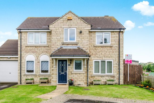 Thumbnail Detached house for sale in Green End Lane, Thornes, Wakefield