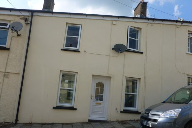 Thumbnail Cottage to rent in Manest Street, Rhymney