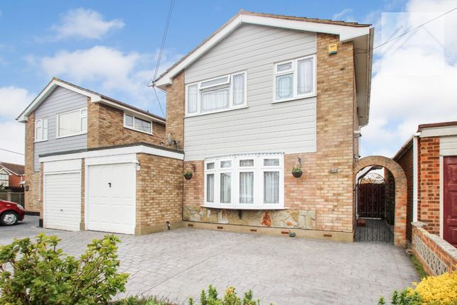 Thumbnail Detached house for sale in Westwood Road, Canvey Island