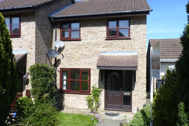Thumbnail Semi-detached house to rent in Old Barber, Harrogate