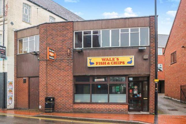 Thumbnail Retail premises for sale in 42 Bond Street, 42, 42 Bond Street, Nuneaton