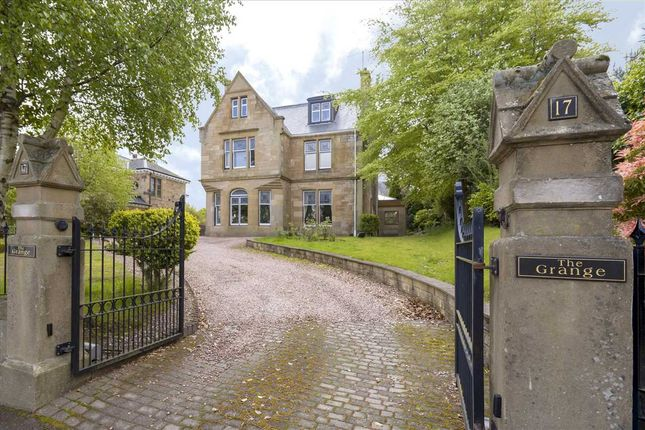 Thumbnail 6 bed detached house for sale in The Grange, 17 High Station Road, Falkirk