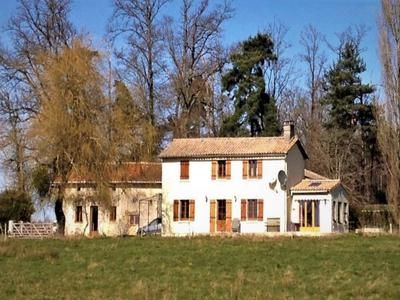Thumbnail Villa for sale in Roussines, Charente, France