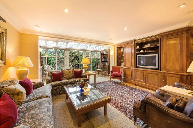Thumbnail Terraced house for sale in St Mary Abbots Terrace, Holland Park, London